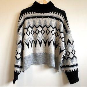 New - H&M Cozy Oversized Sweater